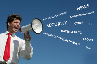 News Newsletter Security Sicherheit Datenschutz