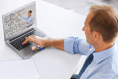 Firmenindividuelles Distance Learning